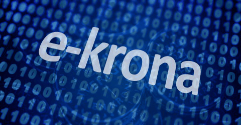 Digital e-krona utreds av Riksbanken