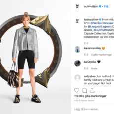 Louis Vuitton lanserar e-sportkollektion